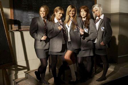 nude schoolgirls