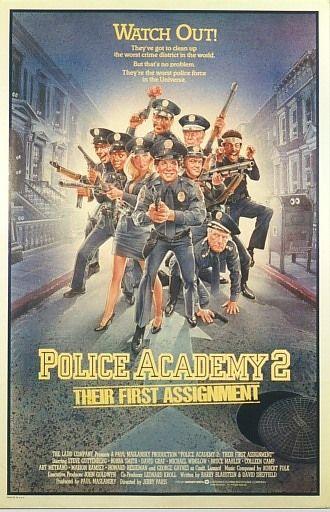 Police Academy 2 : Au boulot ! affiche