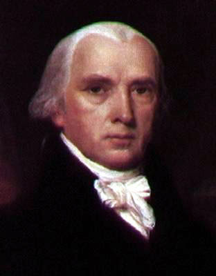 quotes about vision. James Madison#39;s vision