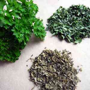 parsley-fresh-dried
